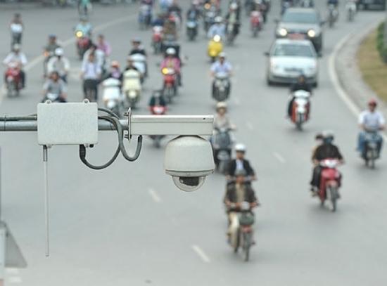 """Danh sách các nút giao thông có lắp camera phạt """"nguội"""" ở Hà Nội"""