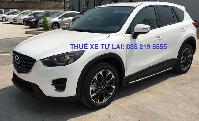 Cho thuê xe Mazda CX 5 số tự động 2017 (5 chỗ)