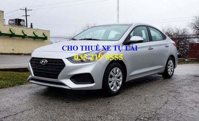 Cho thuê xe Hyundai Accent AT 2017 (5 chỗ)