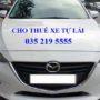 Cho thuê xe Mazda 3 số tự động 2017 (5 chỗ)