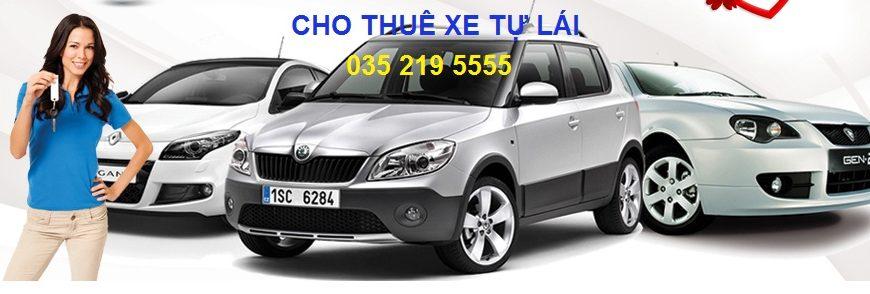 Thủ tục thuê xe tự lái ở Hà Nội