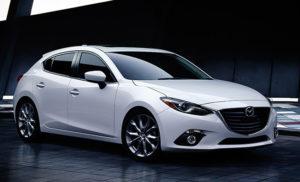 Bảng giá thuê xe Mazda 3 AT (5 chỗ)