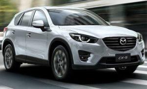 Bảng giá thuê xe Mazda CX 5 AT (5 chỗ)