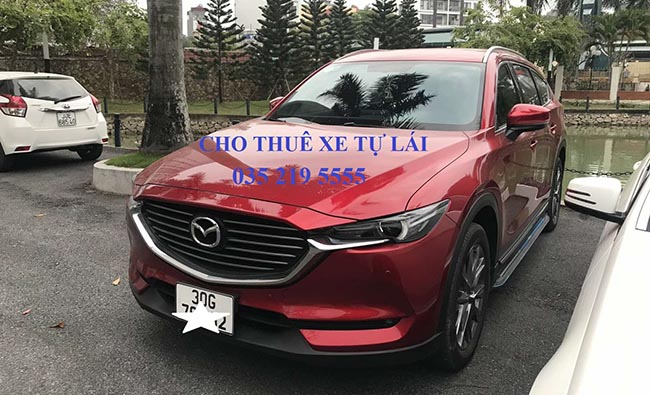 Mazda CX 8 (7 chỗ)