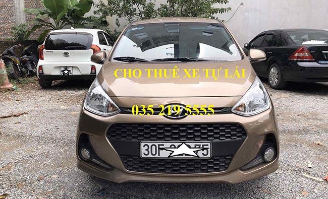 Hyundai i10, số tự động 2018 (5 chỗ)