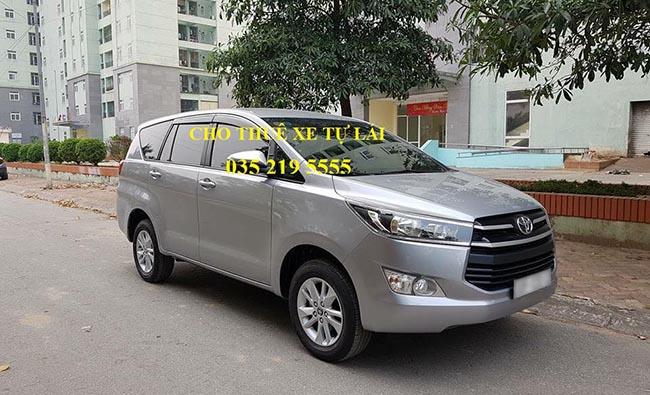 Toyota Innova, số tự động 2018 – 2019 (7 chỗ)